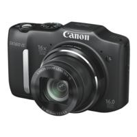 Canon Appareil photo num�rique � PowerShot SX160 IS �