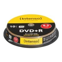 Intenso DVD vierges double couche « DVD+R DL »