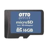 OTTO Office Carte mémoire SDHC « 16 GB »