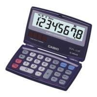 CASIO Calculatrice « SL-100VER »