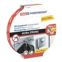 tesa Ruban adhésif de montage « Powerbond Ultra Strong » 55792