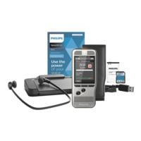 Philips Lot dictaphone « Pocket Memo 6700 »