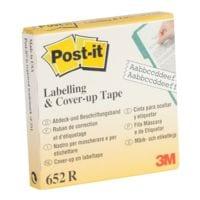 Post-it Bande de masquage et d'étiquetage - 2 lignes