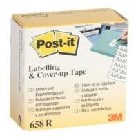 Post-it Bande de masquage et d'étiquetage - 8 lignes