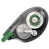 Tombow Roller de correction jetable Mono, 4,2 mm / 10 m
