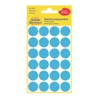 Avery Zweckform Pastilles adhésives Avery Zweckform - 18 mm Ø - autocollantes