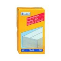 Avery Zweckform Étiquettes affranchissement « 3442 » 138x48 mm 500 pièces