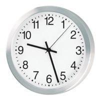 Peweta Uhren Horloge murale radioguidée 51.017.515 Ø 50 cm