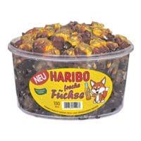 Haribo Bonbons gélifiés « Freche Füchse »