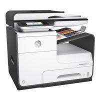 HP Imprimante multifonction « PageWide Pro 477dw »