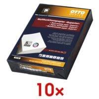 10x Papier imprimante multifonction A4 OTTO Office Premium Superior - 5000 feuilles au total