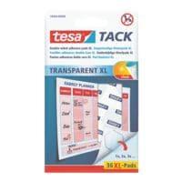 tesa Pastilles adhésives doubleface « Tack » XL 59404