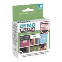 DYMO Étiquettes plastique LabelWriter « 1976411 » 25 x 54 mm