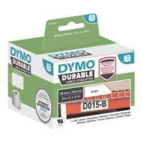 DYMO Étiquettes plastique LabelWriter « 2112290 » 59 x 102 mm