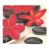 Fellowes Tapis de souris « Fleurs Wellness »