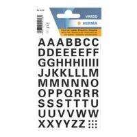 Herma Lettres autocollantes « A-Z » (74 autocollants)