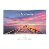 Samsung C32F391FWU LED affichage publicitaire, 80,1 cm (31,5''), Full HD, HDMI, DisplayPort, Fiche 3,5 mm