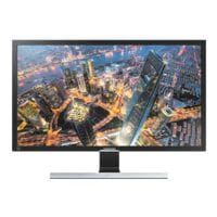 Samsung U28E590D LED écran, 71,12 cm (28''), 16:9, Ultra HD (4K), HDMI, DisplayPort, Fiche 3,5 mm