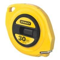 STANLEY Mètre à ruban « Standard » 30 m