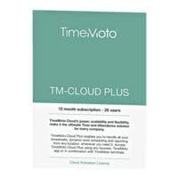 TimeMoto Logiciel de pointage « TM-Cloud Plus »