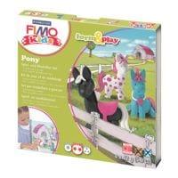STAEDTLER Pâte Fimo « FIMO Kids Pony »