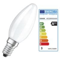 Osram Lampe LED « Retrofit Classic B »