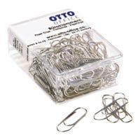 OTTO Office Trombones 32mm, argentés, 100 pièces