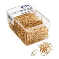 OTTO Office Trombones 26mm, dorés, 500 pièces