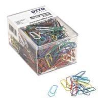 OTTO Office Trombones 26mm, multicolores, 500 pièces