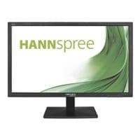 Hannspree HE247DPB LED écran, 60 cm (23,6''), 16:9, WUXGA, VGA, DVI, Fiche 3,5 mm