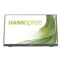 Hannspree HT225HPB LED écran, 54,6 cm (21,5''), Full HD, VGA, HDMI, DisplayPort, Fiche 3,5 mm