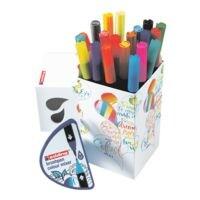 edding Paquet de 20 Brushpen « Colour Happy Set e-1340/20+1 S »