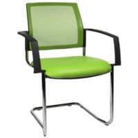 Topstar Lot de 2 chaises empilables « BtoB 20 » Softex