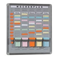 EICHNER Tableau modulaire T-card 5+1 (20 casiers)