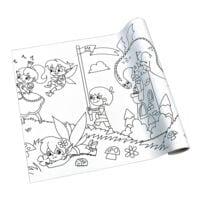 Rouleau de papier à dessin créatif « contes de fées »