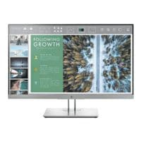 HP EliteDisplay E243 écran, 60,45 cm (23,8''), Full HD, VGA, HDMI, DisplayPort, USB