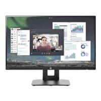 HP VH240a écran, 60,45 cm (23,8''), Full HD, VGA, HDMI