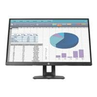 HP VH27 écran, 68,58 cm (27''), Full HD, VGA, HDMI, DisplayPort