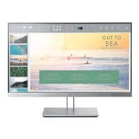 HP EliteDisplay E233 écran, 58,42 cm (23''), Full HD, VGA, HDMI, DisplayPort, USB
