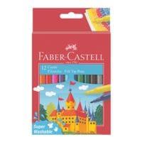 Faber-Castell Paquet de 12 feutres fins