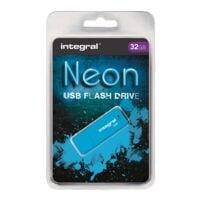 USB-Stick 32 GB Integral fluo, USB 2.0