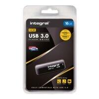USB-Stick 16 GB Integral, USB 3.0