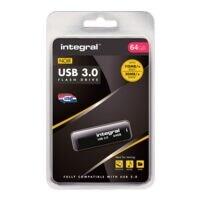 USB-Stick 64 GB Integral, USB 3.0