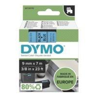 DYMO Ruban pour titreuse D1, 9 mm x 7 m