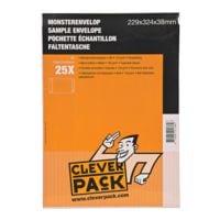 Cleverpack 25 pochettes d'expédition, C4 150 g/m²