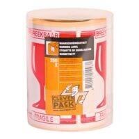 CLEVERPACK Étiquettes d'avertissement « Breekbaar / Fragile »