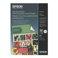 Epson Papier photo « Double-Sided Photo Quality Inkjet Paper » A4 120 g