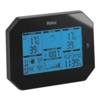 Mebus Station météo radio 40281