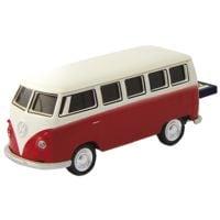 USB-Stick 32 GB GENIE bus VW rouge/blanc, USB 2.0