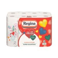 Regina Paquet de 8  rouleaux d'essuie-tout